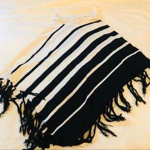 NEW Knit Poncho
